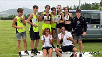 Le Under 16 dell'Atletica Endas Cesena vincono il Campionato regionale di Pentathlon - CesenaToday