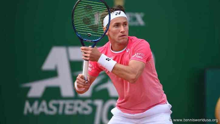 "Casper Ruud: ""Here's who I prefer between Roger Federer, Nadal and Djokovic"""