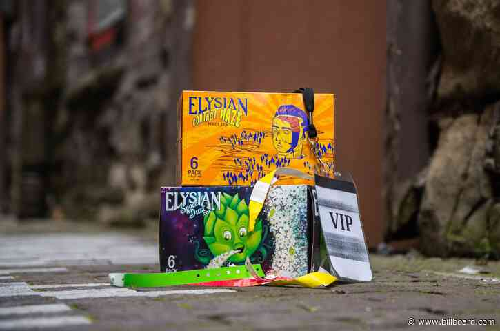 Elysian Brewing Is Celebrating the Return of Live Music With Beer Rebate