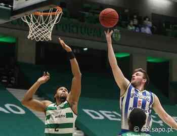 FC Porto permanece no campeonato nacional de basquetebol apenas com uma condição - Sol