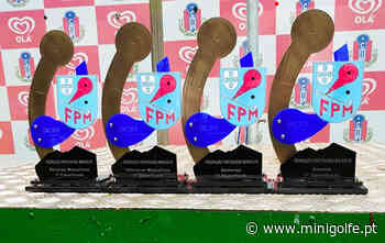 Porto lidera Campeonato Nacional Individual ao fim da 3ª jornada - Minigolfe.pt
