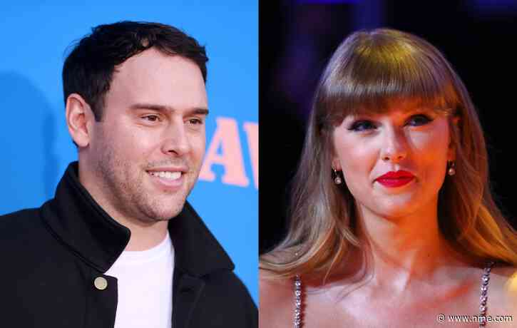 Scooter Braun claims he offered to sell Taylor Swift's catalogue back to her