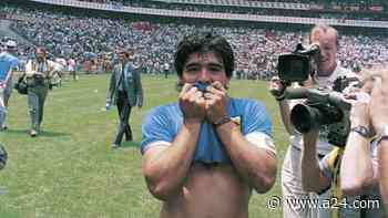A 35 años del gol que hizo que nazca el mito: el de Diego a los ingleses - A24.com