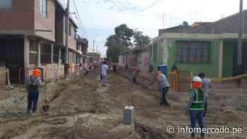 Gasnorp inicia tendido del gasoducto para distribuir gas natural en Paita - Infomercado