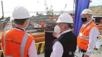 Ampliación del Terminal Portuario de Paita registra un avance de 28.5% - Infomercado