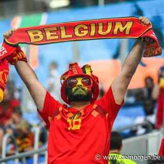 Live - België treft zo goed als zeker derde uit 'groep des doods'