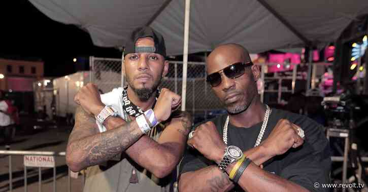 DMX to be honored by Swizz Beatz, Busta Rhymes and more at 2021 BET Awards - REVOLT TV