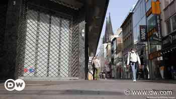 EU launches coronavirus stimulus program - DW (English)