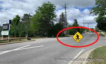 EXPLAINER: Why Gravenhurst is getting 2 new crosswalks but district rejected a third - Muskoka Region News