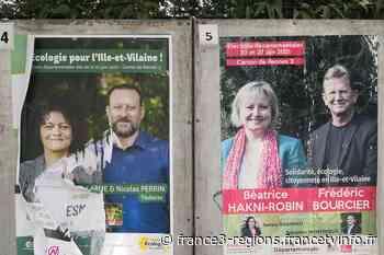 Elections départementales. A Rennes, écologistes et socialistes au coude à coude, et en campagne - France 3 Régions