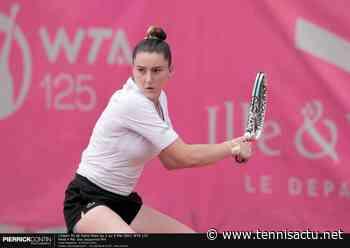 Périgueux (W25): Jacquemot attend le décollage, derby Monnet-Dartron - Tennis Actu