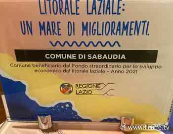 """Fondi anche per il litorale di Sabaudia. """"Renderemo il lungomare più fruibile"""" - Il Caffè.tv"""