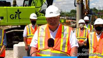 COVID-19: Ford hints at possible early Step 2 reopening, even by a 'matter of days'