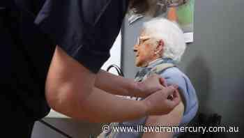 Hobart woman steps up for jab at age 105 - Illawarra Mercury