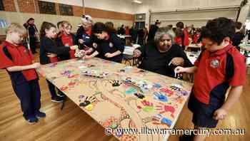 Coomaditchie Elders highlight NAIDOC Week at Koonawarra Public School - Illawarra Mercury