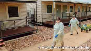 Workers protest over quarantine order - Illawarra Mercury