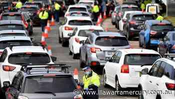 NSW cluster soars to 31, restrictions back - Illawarra Mercury