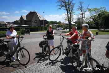 Markant Houthalen sluit vreemd werkjaar af met fietszoektoch... (Houthalen-Helchteren) - Het Belang van Limburg Mobile - Het Belang van Limburg