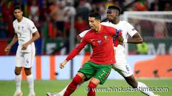 Euro 2020 Portugal vs France Live Football Score: Ronaldo denied by Lloris; Portugal 0-0 France in 1st half - Hindustan Times