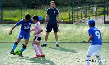 Leicester City In The Community's Football Development Offer Now Available - Leicester City
