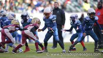Eagles award more than $50,000 to youth football programs - PhiladelphiaEagles.com