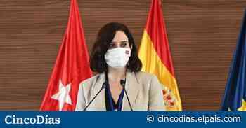 """Ayuso pide que """"este camino a la independencia"""" lo paguen """"los empresarios catalanes"""" - Cinco Días"""