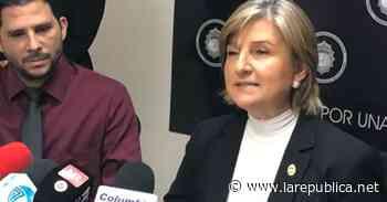 Emilia Navas defiende su independencia y niega tráfico de influencias - Periódico La República (Costa Rica)