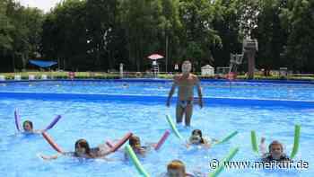"""Schwimmkurse in Moosburg: """"Wir haben eine lange Warteliste, die wir abarbeiten wollen"""" - Merkur.de"""