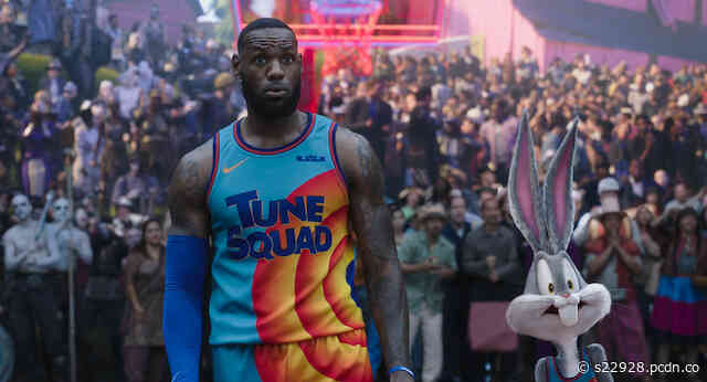 Lakers Video: LeBron James Talks 'Space Jam: A New Legacy'