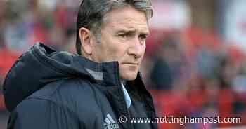 Former Nottingham Forest boss takes up new job - Nottinghamshire Live