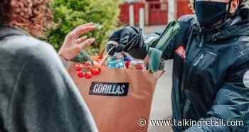 Grocery delivery service Gorillas launches in Nottingham - Talking Retail