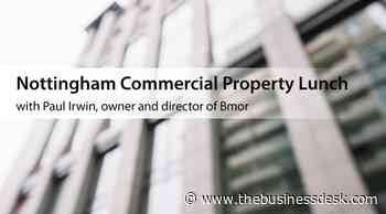 Rebuild your network at the Nottingham Commercial Property Lunch   TheBusinessDesk.com - The Business Desk
