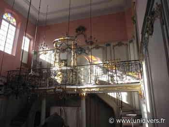 Visite de la synagogue Musée Juif Comtadin – Synagogue samedi 3 juillet 2021 - Unidivers