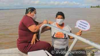 Parintins retorna vacinação na zona rural e alcança 50 mil doses aplicadas - Alvorada Parintins