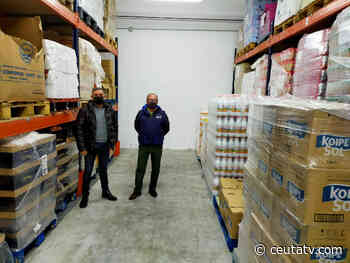 El Banco de Alimentos reparte cerca de 200.000 kilos de comida en el primer semestre del año - ceutatv.com