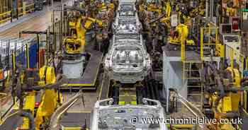 Covid cases lead to 'adjusted' production at Nissan's Washington plant