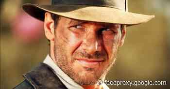 Harrison Ford hurts shoulder on Indiana Jones 5 set, filming works around him     - CNET