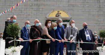 Cammino di Sant'Antonio: inaugurato il nuovo tratto da Gemona del - La Difesa del Popolo