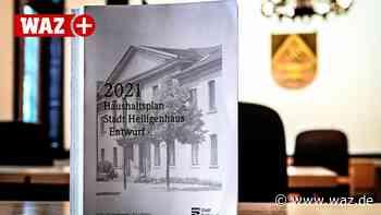 Haushaltsprüfung sieht Heiligenhaus leicht im Aufwärtstrend - Westdeutsche Allgemeine Zeitung