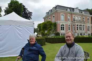 Gazons getrimd en hagen geschoren voor eerste tuindagen op Heihuyzen