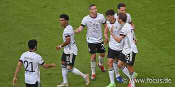 Fußball-EM 2021 im Live-Stream: Deutschland – Ungarn live im Internet schauen - FOCUS Online