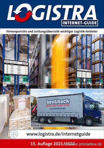 LOGISTRA Internet-Guide: Logistik-Nachschlagewerk für Lager und Fuhrpark erschienen - PresseBox