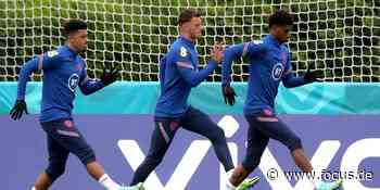 EM 2021 im Live-Stream: Tschechien gegen England live im Internet sehen - FOCUS Online