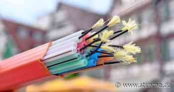 Kreistag bereitet Hochgeschwindigkeits-Internet den Weg - STIMME.de - Heilbronner Stimme