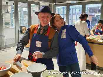 Jamie Oliver-trained community cooks provide food education in Crawley - Crawley Observer