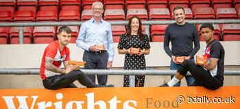 Wrights Food Group scores for Crewe Alexandra as official hospitality sponsor - Bdaily