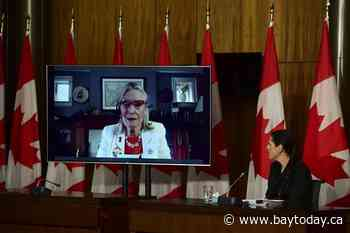 WORLD: Canada to provide residential school records to U.S. if needed, minister says