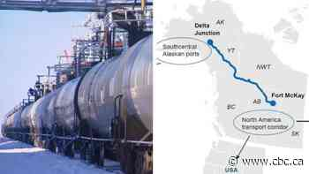 Alberta to Alaska rail project files for creditor protection after lender goes into receivership