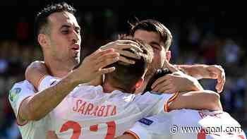 Emotional Busquets revels in Spain triumph after returning from coronavirus