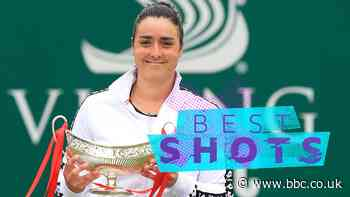 Birmingham Classic 2021: Ons Jabeur beats Daria Kasatkina in straight sets to win title